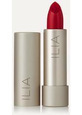 ILIA - Ilia - Tinted Lip Conditioner – Crimson & Clover – Getönter Lippenbalsam - Rot - one size - LIPPENSTIFT