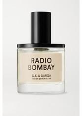 D.S. & DURGA - D.S. & Durga - Radio Bombay, 50 Ml – Eau De Parfum - one size - PARFUM