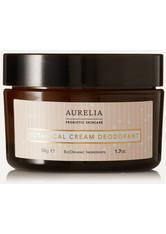 AURELIA PROBIOTIC SKINCARE - Aurelia Probiotic Skincare - Botanical Cream Deodorant, 50 G – Deodorant - one size - ROLL-ON DEO