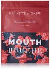 Nannette de Gaspé - Restorative Techstile Mouth Masque – Mundmaske - one size - NANNETTE DE GASPÉ