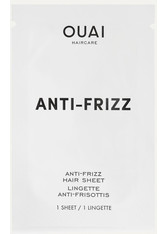 OUAI - Ouai Haircare - Anti-frizz Smoothing Sheets X 15 – Haartücher - one size - HAARMASKEN