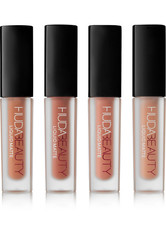 Huda Beauty - Liquid Matte Minis – Au Naturel Nudes – Flüssige Lippenstifte - Neutral - one size - HUDA BEAUTY