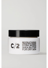 COSMYDOR - Cosmydor - C/2 Restructuring Cream With Orange Floral Water & Shea Butter, 50 Ml – Gesichtscreme - one size - TAGESPFLEGE