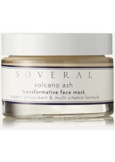 SOVERAL - SOVERAL - Volcano Ash Transformative Mask, 50 ml – Reinigungsmaske - one size - CLEANSING