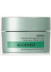 ALGENIST - Algenist - Genius Ultimate Anti-aging Eye Cream, 15 Ml – Augencreme - one size - AUGENCREME