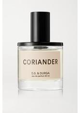 D.S. & DURGA - D.S. & Durga - Coriander, 50 Ml – Eau De Parfum - one size - PARFUM