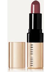 BOBBI BROWN - Bobbi Brown - Luxe Lip Color – Bahama Brown – Lippenstift - Braun - one size - LIPPENSTIFT