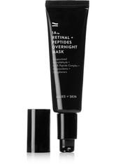 ALLIES OF SKIN - Allies of Skin - 1a Retinal + Peptides Overnight Mask, 50 Ml – Gesichtsmaske - one size - SLEEP MASKS