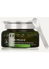 SEED TO SKIN - Seed to Skin - The Peace Probiotic Pink Clay Soothing Mask, 35 G – Gesichtsmaske - one size - CREMEMASKEN