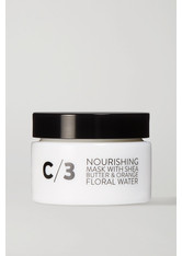 COSMYDOR - Cosmydor - C/3 Nourishing Mask Shea Butter & Orange Floral Water, 50 Ml – Gesichtsmaske - one size - CREMEMASKEN