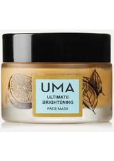 UMA - UMA Oils - Ultimate Brightening Face Mask, 50 Ml – Gesichtsmaske - one size - CREMEMASKEN