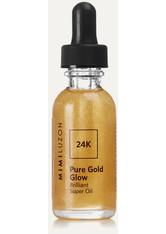 MIMI LUZON - Mimi Luzon - 24k Pure Gold Glow Brilliant Super Oil, 30 Ml – Gesichtsöl - one size - GESICHTSÖL