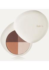 LILAH B. - Lilah B. - Palette Perfection Eye Quad – B.alluring – Lidschattenpalette - Braun - one size - LIDSCHATTEN