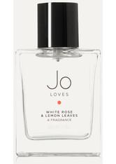 JO LOVES - Jo Loves - White Rose & Lemon Leaves, 50 Ml – Duft - one size - PARFUM