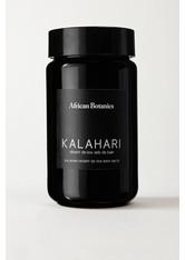 AFRICAN BOTANICS - African Botanics - Kalahari Desert De-tox Bath Salts, 500 G – Badesalz - one size - DUSCHEN & BADEN