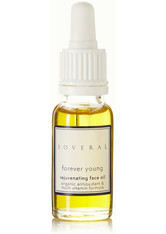 SOVERAL - SOVERAL - Forever Young Rejuvenating Face Oil, 15 ml – Gesichtsöl - one size - GESICHTSÖL