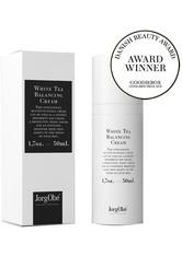 JorgObé Skin Care Creme White Tea Balancing Cream Gesichtscreme 50.0 ml