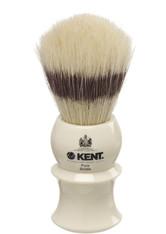 KENT - KENT Shaving Brush Visage White 1 stk - RASIER TOOLS