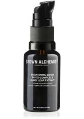 GROWN ALCHEMIST - Brightening Serum Phyto-Complex & Rumex Leaf Extract - SERUM