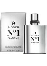 Aigner N° 1 Platinum Eau de Toilette (EdT) 50 ml Parfüm