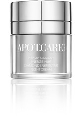 APOT.CARE - Apot.Care Pflege Gesichtspflege Diamond Energizing Night Cream 50 ml - NACHTPFLEGE