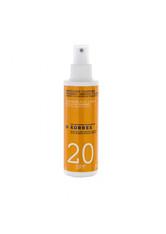 KORRES - Korres Natural Products Sunscreen Yoghurt Face & Body Emulsion SPF 20 150 ml - SONNENCREME
