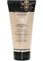 PHILIP B. - Philip B - Russian Amber Imperial Conditioning Crème, 60 Ml – Creme-conditioner - one size - CONDITIONER & KUR