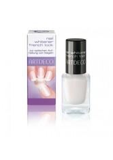ARTDECO - ARTDECO Nail Care Whitener French Nagellack  10 ml Transparent - NAGELLACK