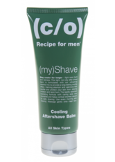 C/O RECIPE FOR MEN - c/o Recipe for men Cooling Aftershave Balm 100 ml - AFTERSHAVE
