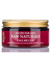 RAW NATURALS - Call Me Clay - HAARWACHS & POMADE