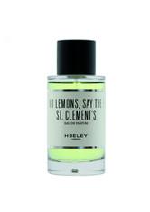 HEELEY PARIS - Heeley Paris St Clements Eau de Parfum 100 ml - PARFUM