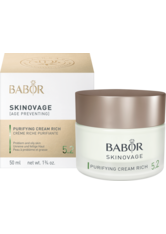 BABOR Skinovage Purifying Cream Rich 5.2 50 ml Gesichtscreme