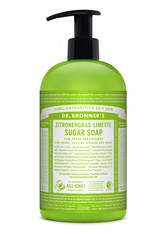 DR. BRONNER'S - Dr. Bronner's Sugar Soap Zitronengras Limette 710 ml - SEIFE