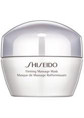 SHISEIDO - Shiseido Generic Skincare Firming Massage Mask Gesichtsmaske 50 ml - Crememasken
