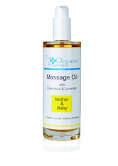 THE ORGANIC PHARMACY - The Organic Pharmacy Mother & Baby Massage Oil 100 ml - Hautpflege - PFLEGEPRODUKTE