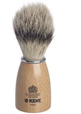 KENT - Shaving Brush Visage klein Holz - RASIER TOOLS