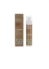 KORRES - KORRES Red Grape Sunscreen Face Cream Antiageing/Antispot SPF 50, 50 ml - SONNENCREME