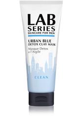 LAB SERIES - Lab Series Skincare for Men Urban Blue Detox Clay Mask (100ml) - MASKEN