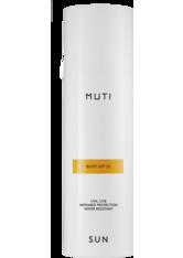 Muti Sun Body SPF 30 150 ml Sonnencreme