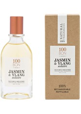 100BON - 100BON Duft Collection Jasmin & Ylang Solaire Eau de Parfum Nat. Spray 50 ml - PARFUM