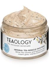 TEAOLOGY Cleansing Imperial Tea Miracle Face Mask 50 ml Gesichtsmaske
