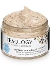 TEAOLOGY - Teaology Imperial Tea Miracle Face Mask 50 ml - MASKEN