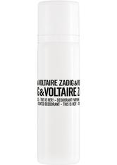 Zadig & Voltaire Damendüfte This is Her! Deodorant Spray 100 ml