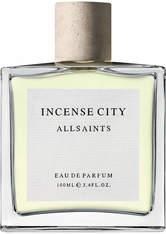 ALLSAINTS - AllSaints Incense City Eau de Parfum (EdP) 100 ml Parfüm - PARFUM