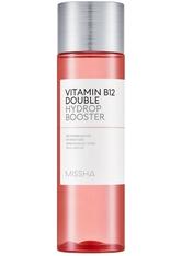 MISSHA - MISSHA Vitamin B12 Double Hydrop Booster Gesichtswasser  195 ml - TAGESPFLEGE