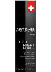 ARTEMIS - Artemis Produkte Artemis Produkte Night Force Regenerating Concentrate Gesichtspflege 75.0 ml - Gesichtspflege