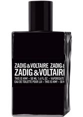 Zadig&Voltaire This is Him Eau de Toilette Spray Eau de Toilette 50.0 ml