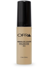 OFRA - OFRA Face Absolute Cover Silk Peptide Foundation 32 ml - Foundation