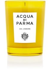 Acqua di Parma Glass Candle Primo Amore Duftkerze 200 g