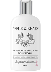 APPLE & BEARS - APPLE & BEARS Pomegranate & Aloe Vera Body Wash 300 ml - Duschen & Baden